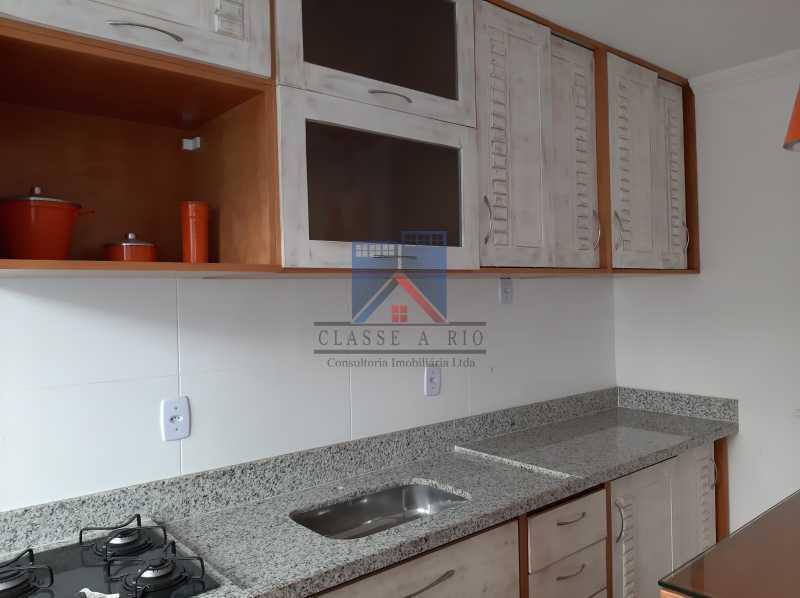 2 - Taquara - casa em condomínio fino acabamento - decorada. - FRCN40043 - 5