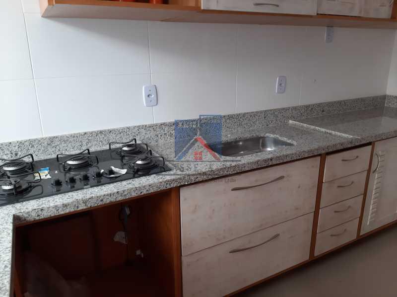 3 - Taquara - casa em condomínio fino acabamento - decorada. - FRCN40043 - 6