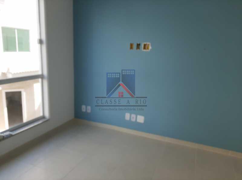 7 - Taquara - casa em condomínio fino acabamento - decorada. - FRCN40043 - 8