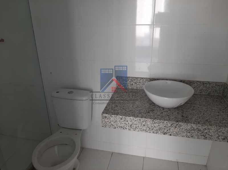 9 - Taquara - casa em condomínio fino acabamento - decorada. - FRCN40043 - 14