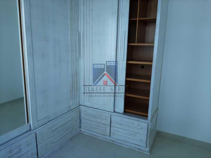 10 - Taquara - casa em condomínio fino acabamento - decorada. - FRCN40043 - 10