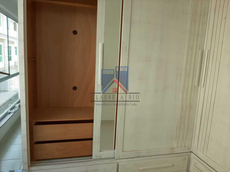 13 - Taquara - casa em condomínio fino acabamento - decorada. - FRCN40043 - 12