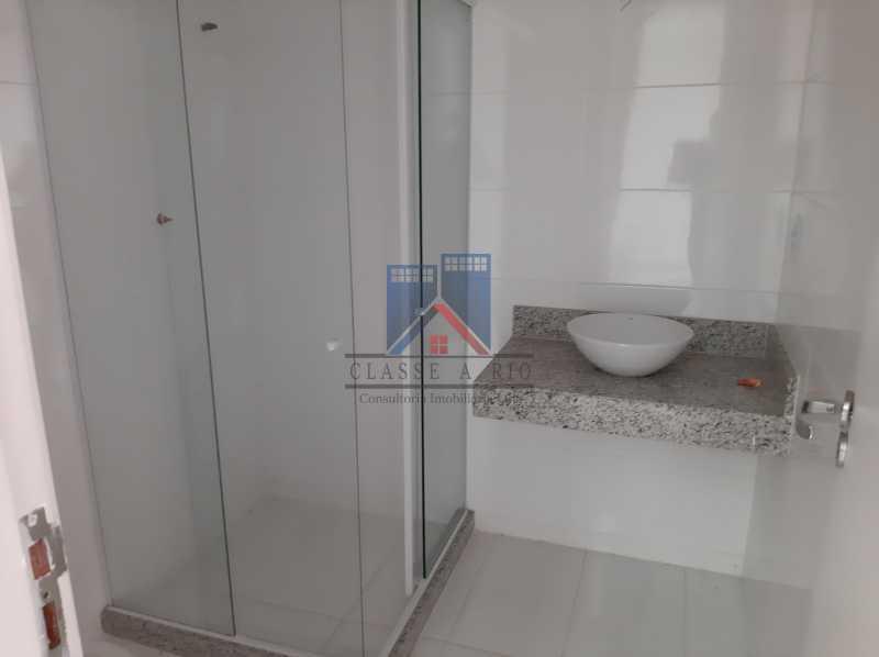 18 - Taquara - casa em condomínio fino acabamento - decorada. - FRCN40043 - 19