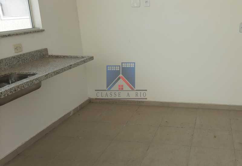 20 copia - Taquara - casa em condomínio fino acabamento - decorada. - FRCN40043 - 21
