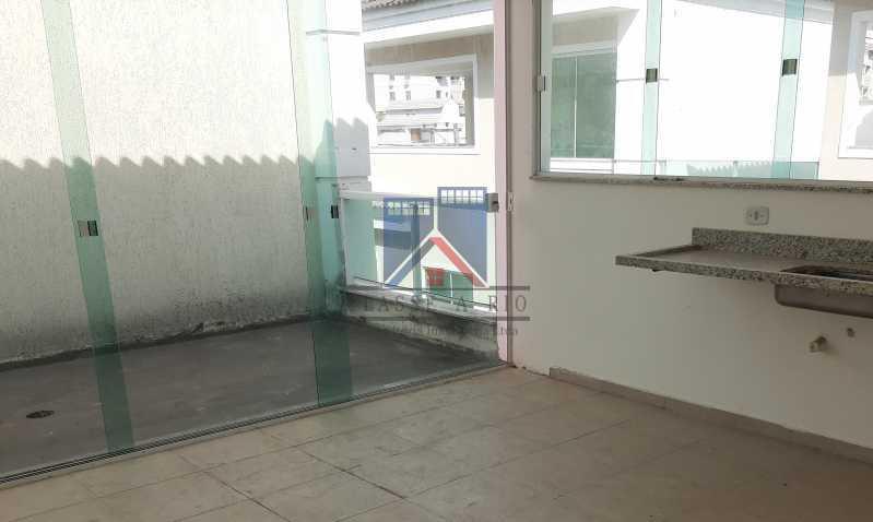 25 copia - Taquara - casa em condomínio fino acabamento - decorada. - FRCN40043 - 26