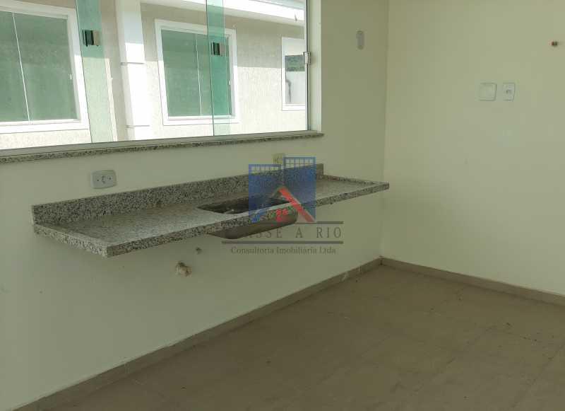 26 copia - Taquara - casa em condomínio fino acabamento - decorada. - FRCN40043 - 27