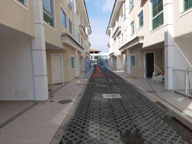 27 - Taquara - casa em condomínio fino acabamento - decorada. - FRCN40043 - 28