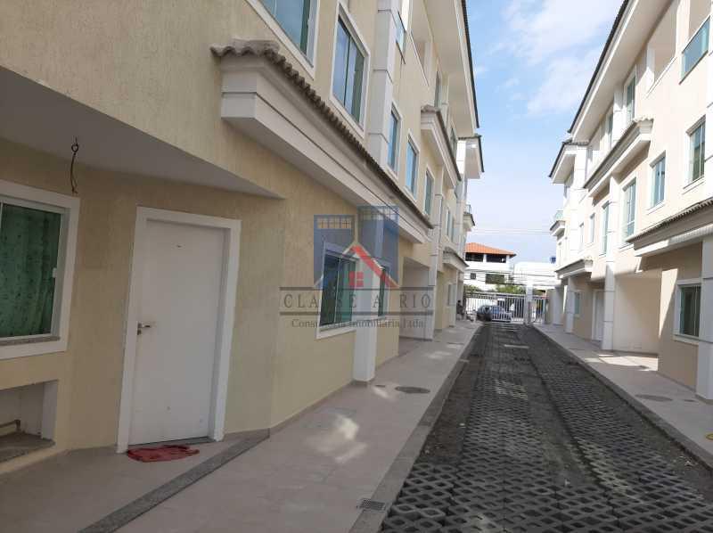 28 - Taquara - casa em condomínio fino acabamento - decorada. - FRCN40043 - 29