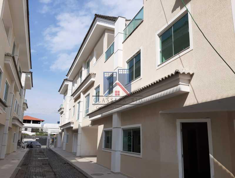 29 copia - Taquara - casa em condomínio fino acabamento - decorada. - FRCN40043 - 30