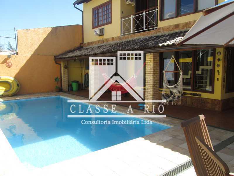 01 - Casa em Condomínio 4 quartos à venda Anil, Rio de Janeiro - R$ 1.550.000 - FRCN40001 - 1