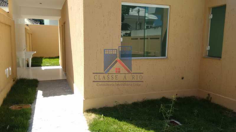 113 - Casa em Condominio, Bela Casa,Amplo Terreno,04 suites,piso Porcelanto, 04 vagas de garagem - FRCN40045 - 11