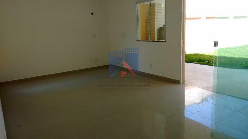 114 - Casa em Condominio, Bela Casa,Amplo Terreno,04 suites,piso Porcelanto, 04 vagas de garagem - FRCN40045 - 9