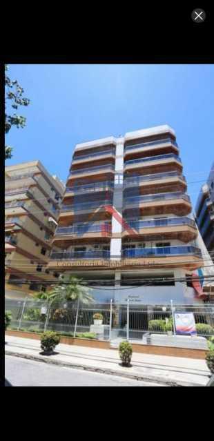 6 - VENDE-PÇA SECA-Otima Localização, Amplo Apartamento,92 metros, Varandão, 02 Quartos, Dep. Emp.,02 Elevadores, 01 Vaga de Garagem - FRAP20133 - 4
