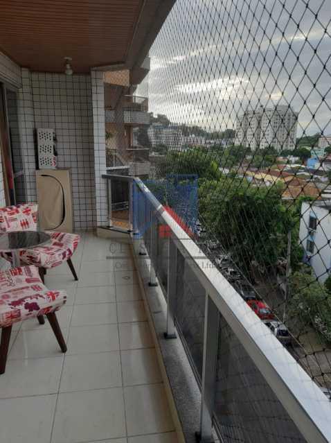 21 - VENDE-PÇA SECA-Otima Localização, Amplo Apartamento,92 metros, Varandão, 02 Quartos, Dep. Emp.,02 Elevadores, 01 Vaga de Garagem - FRAP20133 - 21