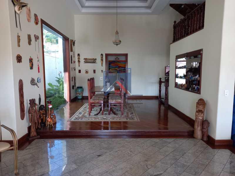 02 - Freguesia-Casa Duplex,Condominio, 06 Quartos, Suites, Lazer, 03 Vagas de Garagem, aceita permuta casa menor. - FRCN60003 - 3