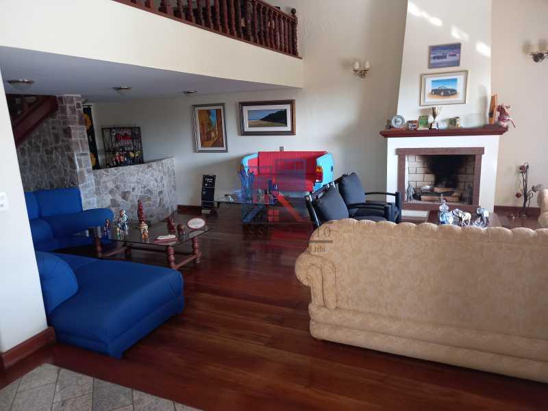 04 - Freguesia-Casa Duplex,Condominio, 06 Quartos, Suites, Lazer, 03 Vagas de Garagem, aceita permuta casa menor. - FRCN60003 - 7