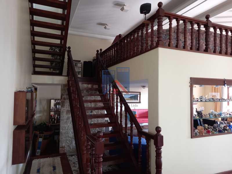 08 - Freguesia-Casa Duplex,Condominio, 06 Quartos, Suites, Lazer, 03 Vagas de Garagem, aceita permuta casa menor. - FRCN60003 - 5