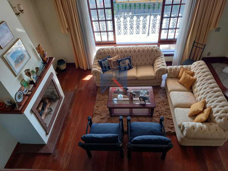 10 - Freguesia-Casa Duplex,Condominio, 06 Quartos, Suites, Lazer, 03 Vagas de Garagem, aceita permuta casa menor. - FRCN60003 - 11