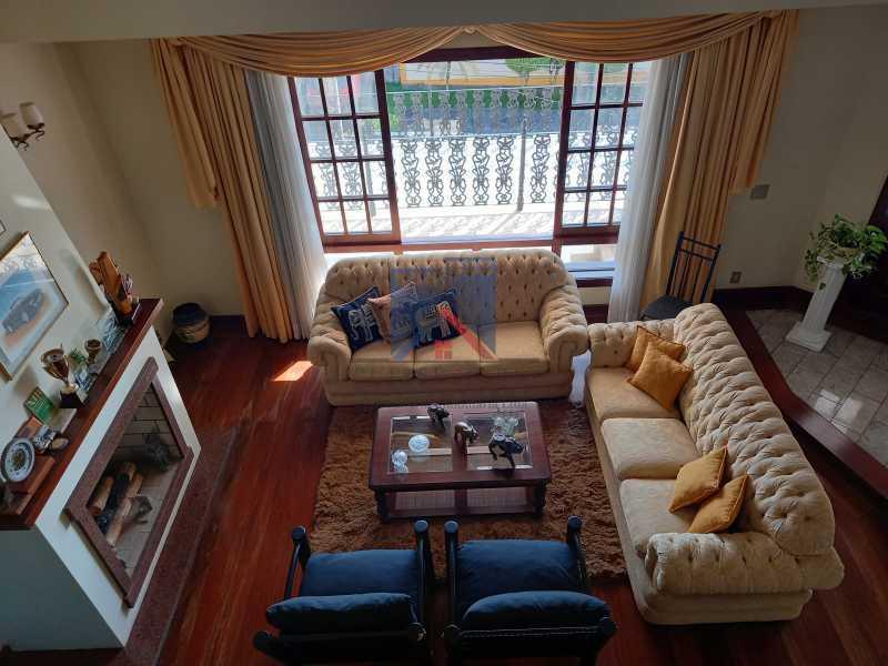 12 - Freguesia-Casa Duplex,Condominio, 06 Quartos, Suites, Lazer, 03 Vagas de Garagem, aceita permuta casa menor. - FRCN60003 - 13
