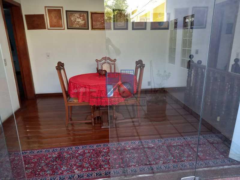 15 - Freguesia-Casa Duplex,Condominio, 06 Quartos, Suites, Lazer, 03 Vagas de Garagem, aceita permuta casa menor. - FRCN60003 - 16