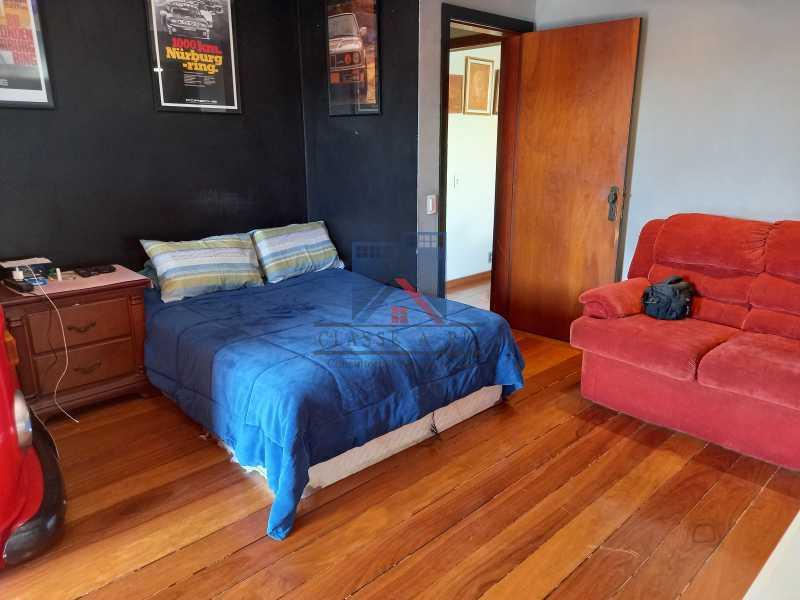 18 - Freguesia-Casa Duplex,Condominio, 06 Quartos, Suites, Lazer, 03 Vagas de Garagem, aceita permuta casa menor. - FRCN60003 - 19