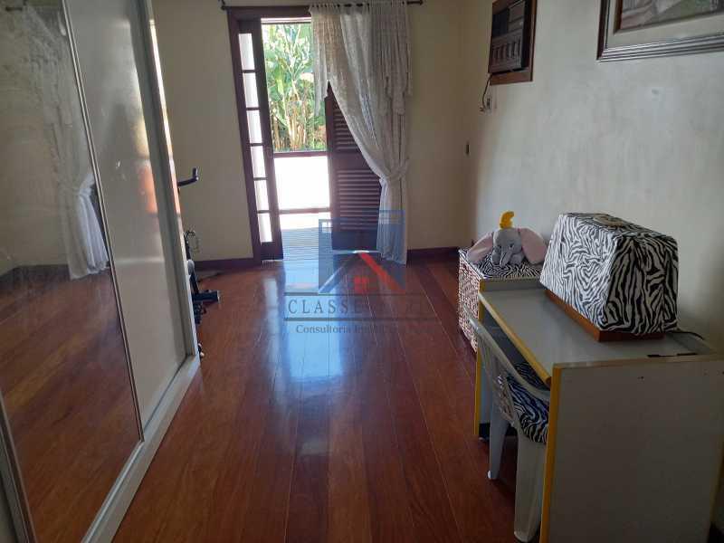 22 - Freguesia-Casa Duplex,Condominio, 06 Quartos, Suites, Lazer, 03 Vagas de Garagem, aceita permuta casa menor. - FRCN60003 - 23