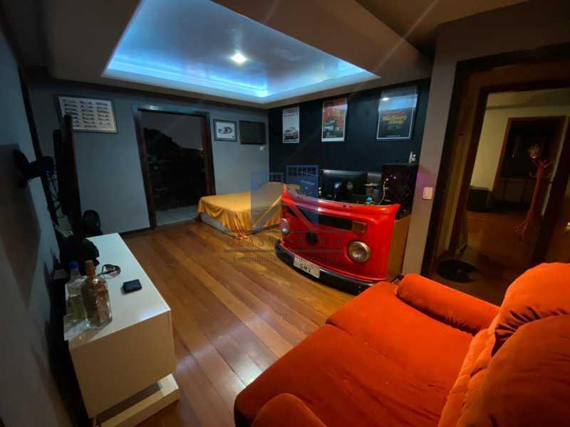 24 - Freguesia-Casa Duplex,Condominio, 06 Quartos, Suites, Lazer, 03 Vagas de Garagem, aceita permuta casa menor. - FRCN60003 - 25