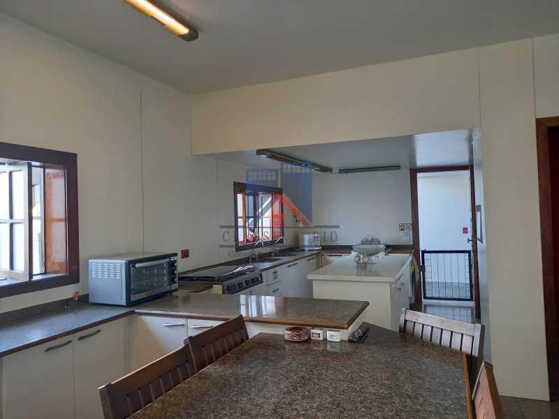 26 - Freguesia-Casa Duplex,Condominio, 06 Quartos, Suites, Lazer, 03 Vagas de Garagem, aceita permuta casa menor. - FRCN60003 - 27