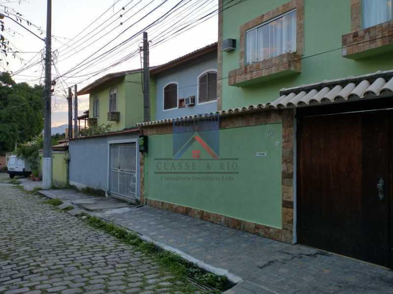 101 - Pechincha - Casa em Condomínio R$ 650.000,00 - FRCN30048 - 1