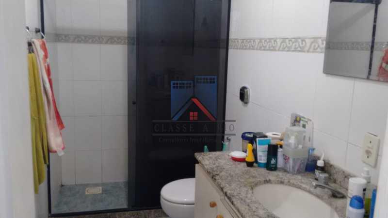 4 - ANIL-CASA CONDOMINIO, SALÃO, 03 QUARTOS,SUITES DEP.EMP .01 VVAGA DE GARAGEM - FRCN30050 - 13