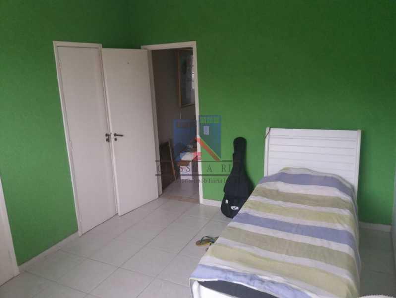 6 - ANIL-CASA CONDOMINIO, SALÃO, 03 QUARTOS,SUITES DEP.EMP .01 VVAGA DE GARAGEM - FRCN30050 - 14