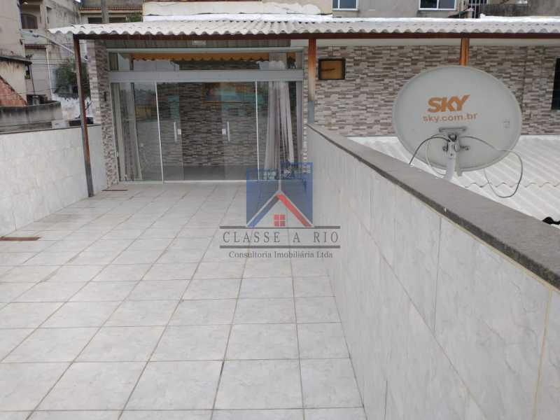 29 - PAVUNA - PRÓXIMO AO METRO - 02 CASAS COM GARAGEM - FRCA40008 - 6