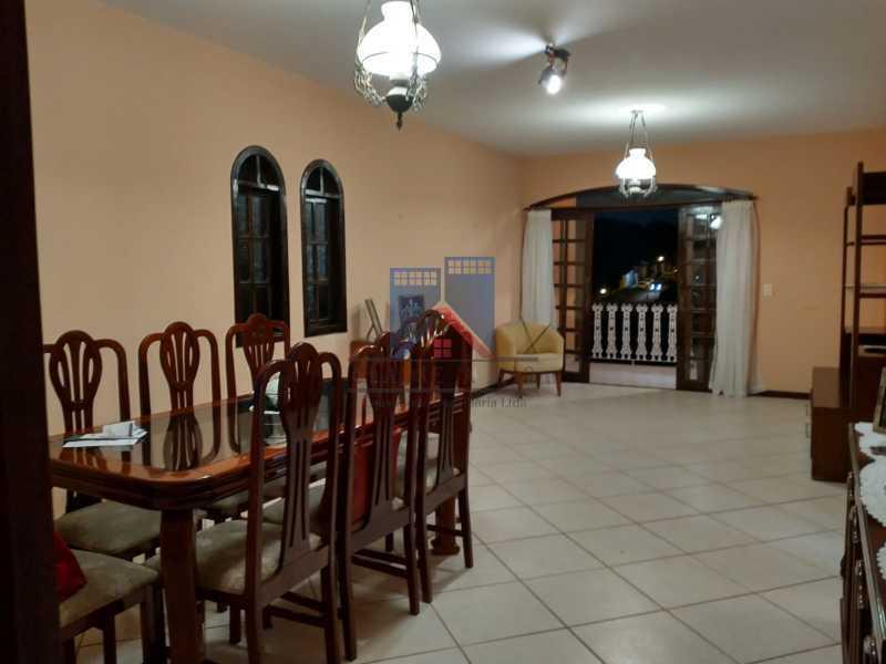 28 - Pechincha-Próximo ao Center Shopping, Casa Maravilhosa, 04 quartos (03 suites), 05 vagas de garagem - FRCA40009 - 9