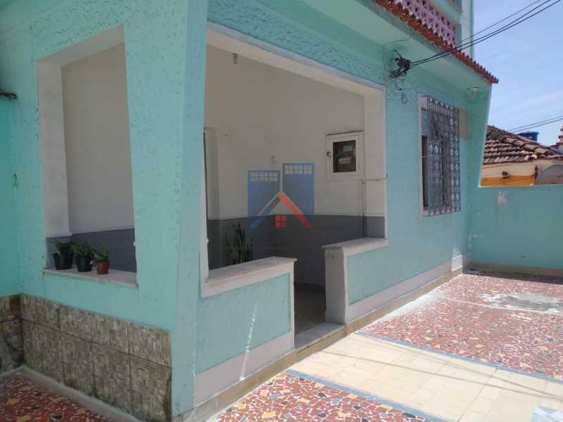 1 - Vista Alegre-Area Nobre, 02 casas, 03 quartos, terraço, Valor RS 590 Mil - FRCA30012 - 1