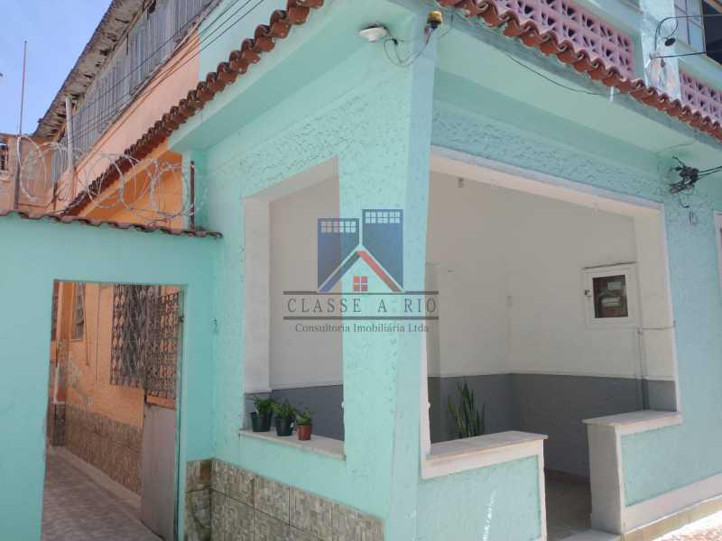 2 - Vista Alegre-Area Nobre, 02 casas, 03 quartos, terraço, Valor RS 590 Mil - FRCA30012 - 3