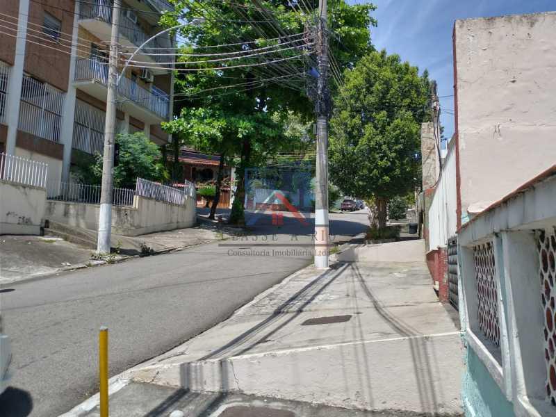 3 - Vista Alegre-Area Nobre, 02 casas, 03 quartos, terraço, Valor RS 590 Mil - FRCA30012 - 4