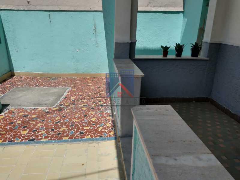 5 - Vista Alegre-Area Nobre, 02 casas, 03 quartos, terraço, Valor RS 590 Mil - FRCA30012 - 6