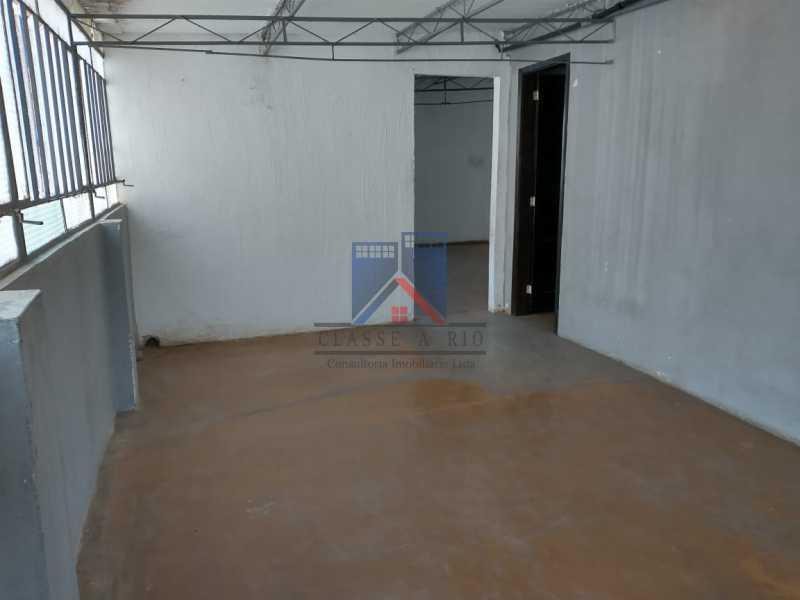 13 - Vista Alegre-Area Nobre, 02 casas, 03 quartos, terraço, Valor RS 590 Mil - FRCA30012 - 14