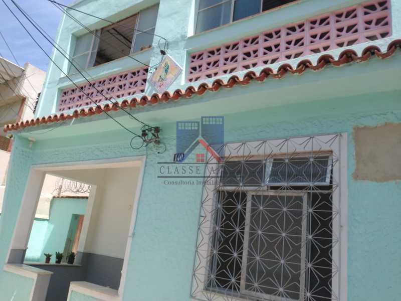 21 - Vista Alegre-Area Nobre, 02 casas, 03 quartos, terraço, Valor RS 590 Mil - FRCA30012 - 22