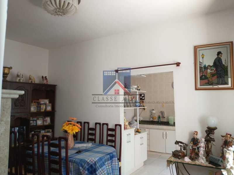 23 - Vista Alegre-Area Nobre, 02 casas, 03 quartos, terraço, Valor RS 590 Mil - FRCA30012 - 24