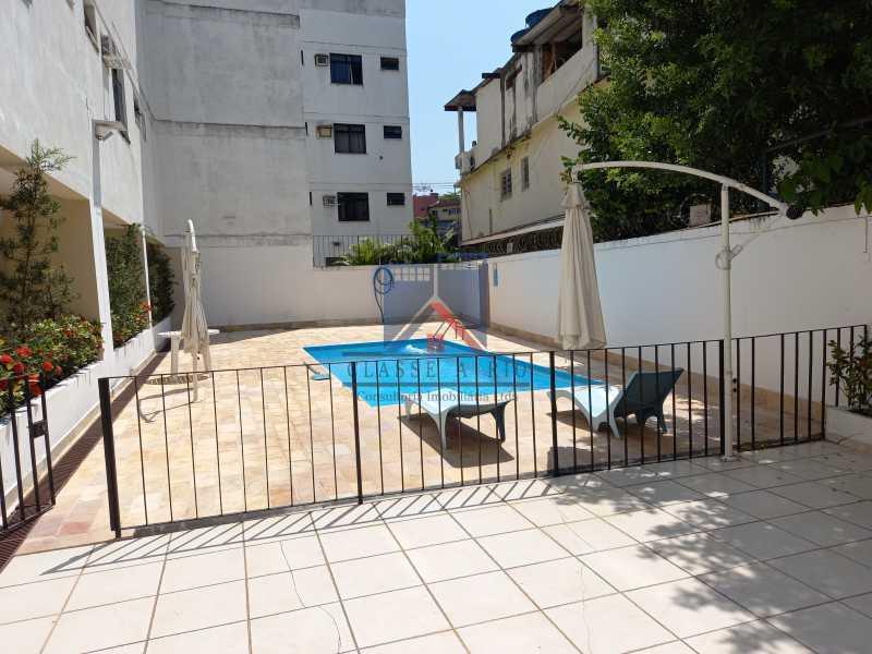 30 - Cobertura - 3quartos - Freguesia Prédio com piscina. - FRCO30019 - 31