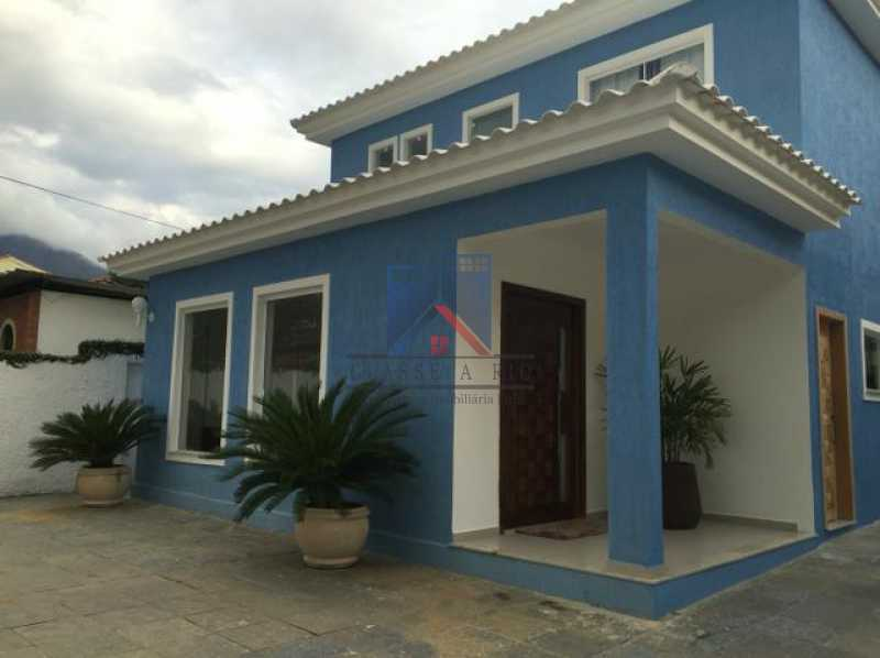 01 - Casa em Condomínio 5 quartos à venda Anil, Rio de Janeiro - R$ 1.700.000 - FRCN50001 - 1