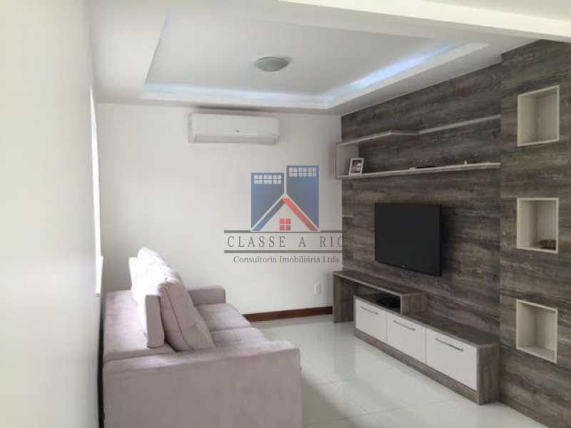 04 - Casa em Condomínio 5 quartos à venda Anil, Rio de Janeiro - R$ 1.700.000 - FRCN50001 - 5
