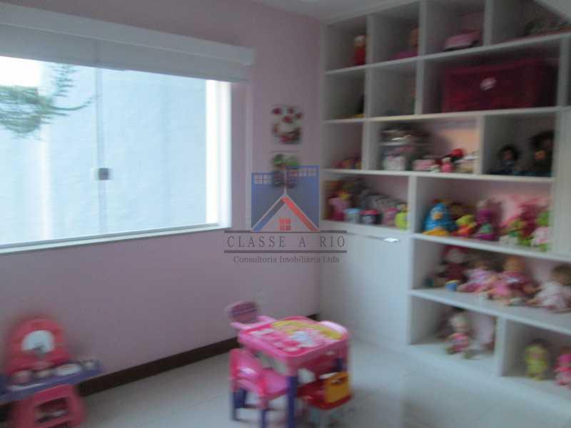 12 - Casa em Condomínio 5 quartos à venda Anil, Rio de Janeiro - R$ 1.700.000 - FRCN50001 - 13