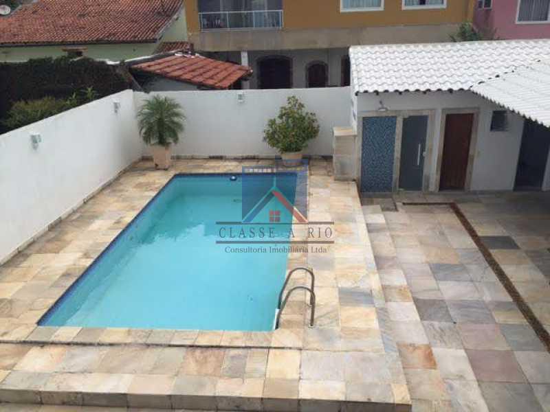 18] - Casa em Condomínio 5 quartos à venda Anil, Rio de Janeiro - R$ 1.700.000 - FRCN50001 - 19
