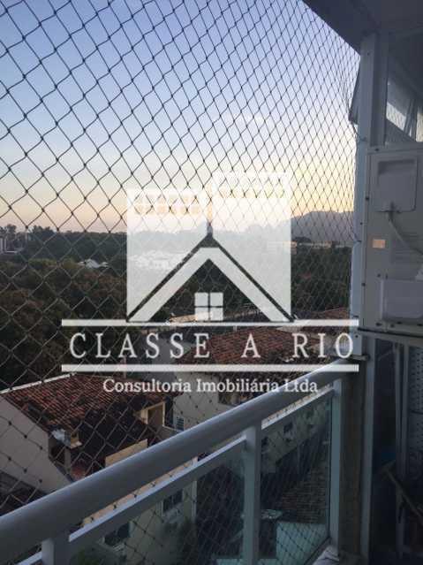 04 - Cobertura 3 quartos à venda Pechincha, Rio de Janeiro - R$ 400.000 - FRCO30004 - 1