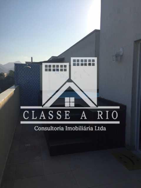 15 - Cobertura 3 quartos à venda Pechincha, Rio de Janeiro - R$ 400.000 - FRCO30004 - 16