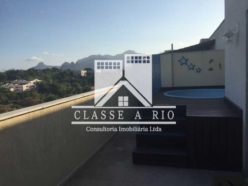 026 - Cobertura 3 quartos à venda Pechincha, Rio de Janeiro - R$ 400.000 - FRCO30004 - 27