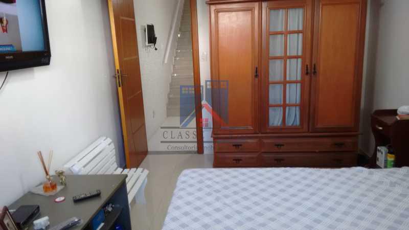 38 - PECHINCHA-CASA CONDOMINIO, 04 QUARTOS, SUITE,02 VAGAS DE GARAGEM-R$ 570.000,00-Gde Oportunidade. - FRCN40013 - 19