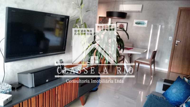 002 - Apartamento À Venda no Condomínio Gran Araguaia - Freguesia (Jacarepaguá) - Rio de Janeiro - RJ - FRAP30013 - 3